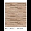 WOOD CLADDING   WHITE WASH 4        15X60X 2-3 CM  10 DB/DOBOZ