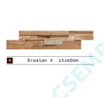 WOOD CL  EROTION 4                15X60X 2-3 CM  10 DB/DOBOZ