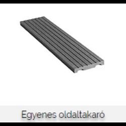 EGYENES OLDALTAKARÓ 71 MM