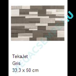 TEKA JET GRIS 33X50
