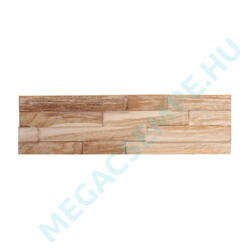WOOD CLADDING   WHITE WASH 4        15X60X 2-3 CM  10 DB/DOBOZ