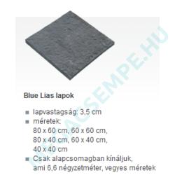 BRADSTONE BLUE LIAS ALAPCSOMAG (3,3-3,6 CM) KÉKESSZÜRKE