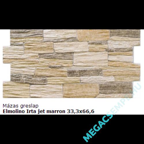 IRTA JET MARRON 33X66